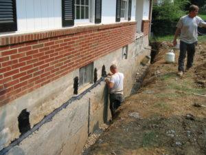 Beautiful Basement Water Leakage Solutions